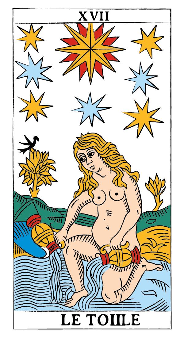 tarocchi di marsiglia francesco guarino stella