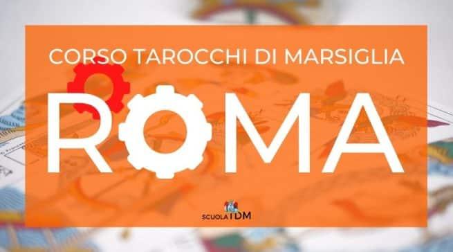 Corso Tarocchi Roma Cartomanzia Guarino
