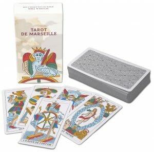 Mazzo di 78 carte Tarocchi Marsiglia Francesco Guarino