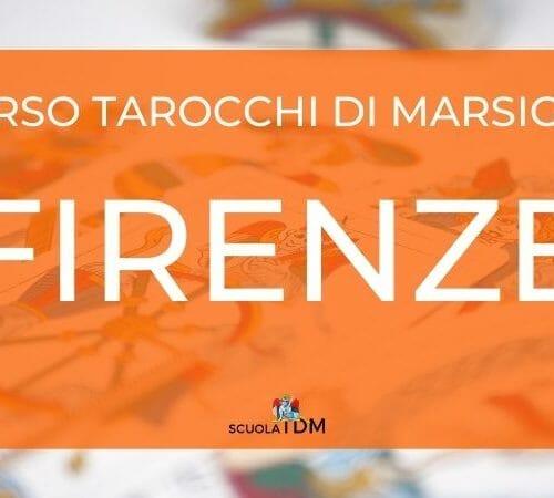 Corso Tarocchi Firenze Cartomanzia Guarino